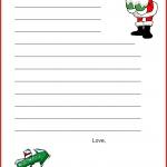 Dear Santa Letter 003