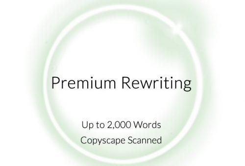 Premium Rewrite
