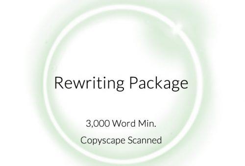 Rewriting Package