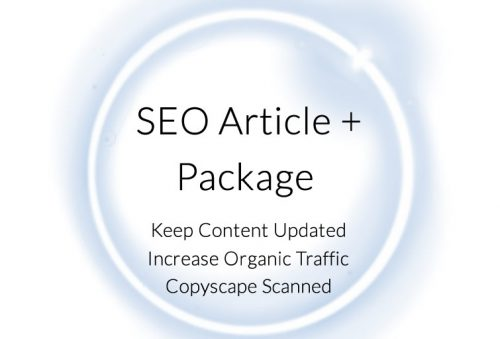 SEO Article Plus Package