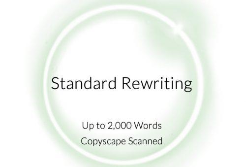 Standard Rewrite